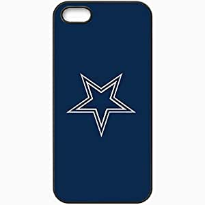 Personalized Case For Iphone 6 Plus (5.5 Inch) Cover Cell phone Skin Nfl Dallas Cowboys 4 Sport Black
