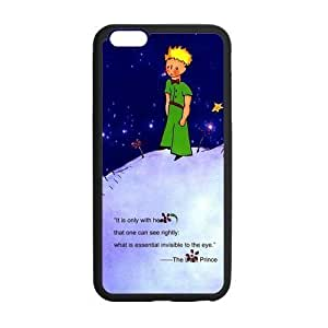 HipsterOne Custom The Little Prince Illustration Case for iPhone 6 Plus (5.5 inch; Laser Technology) WANGJING JINDA