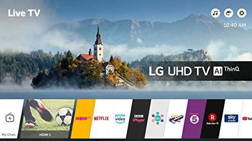 LG Electronics 43UK6300PLB 43 Pulgadas UHD 4K HDR Smart TV LED con ...