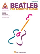 The Beatles for Acoustic Guitar Edition (Guitar Recorded Versions) (Paperback)