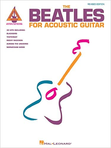 Amazon The Beatles For Acoustic Guitar Edition Guitar Recorded
