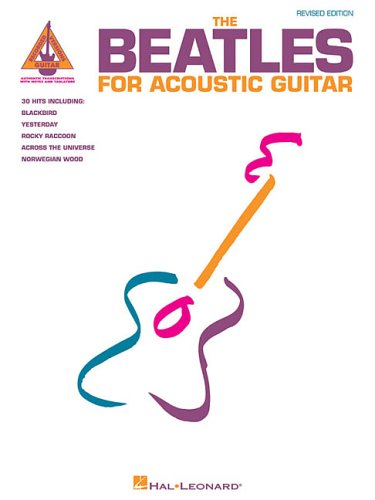 Beatles Acoustic Guitar Recorded Versions product image