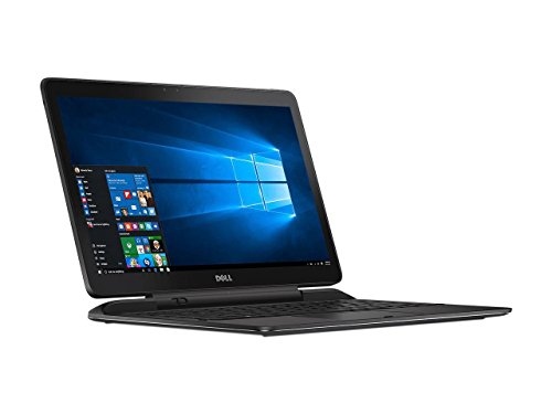 "2 in 1 Dell Latitude 7000 13.3"" Full HD Touchscreen Flagship High Performance Backlit Keyboard Business Laptop PC