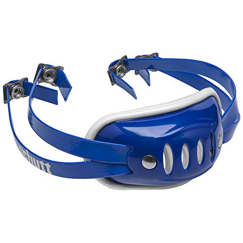 (Schutt Sports SC-4 Hard Cup Chinstrap for Football Helmet, Royal Blue,)