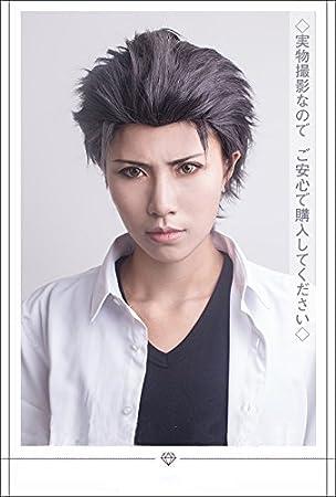 Cosplay Wig Re Start From Zero Different World Life Natsuki Subaru