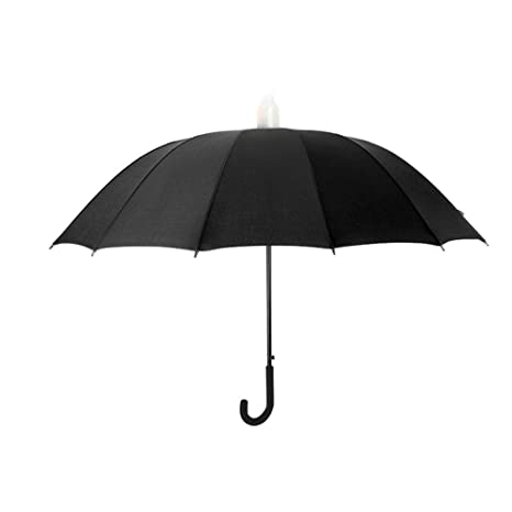 05d72c0e6 Amazon.com : Umbrella Automatic Open Classic Double Canopy Vented Windproof  Large Stick Umbrellas with Crook Handle for Outdoor : Garden & Outdoor