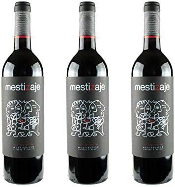 Mestizaje - Vino Tinto - 3 Botellas