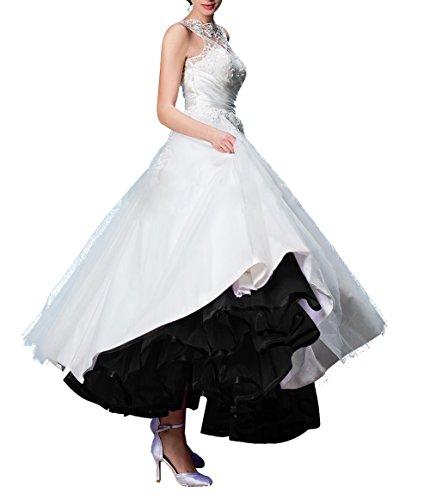 Noir Jupon pour 100cm Bbonlinedress mariage longueur Jupon Rockabilly femme 8gwwqSd