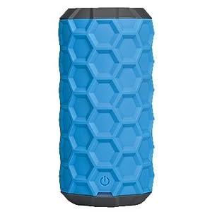 808 Audio SP445BL CANZ H2O Waterproof Speaker Blue