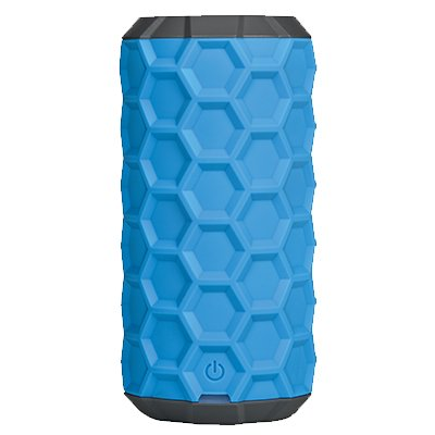 808 Audio SP445BL CANZ H2O Waterproof Speaker Blue