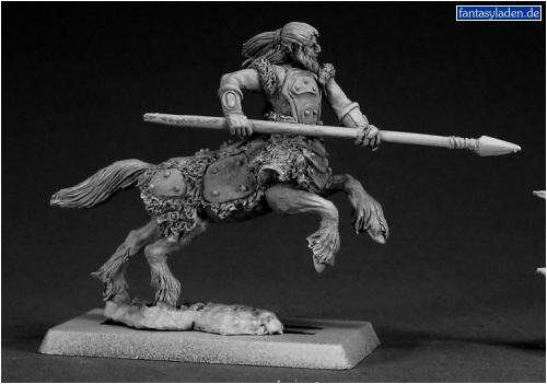 Centaur Warrior by Reaper Minatures