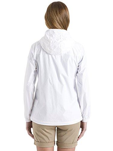 North Sails Frauen Smash Windjacke im Weiß Farbe von Polyester - M R3iskTn