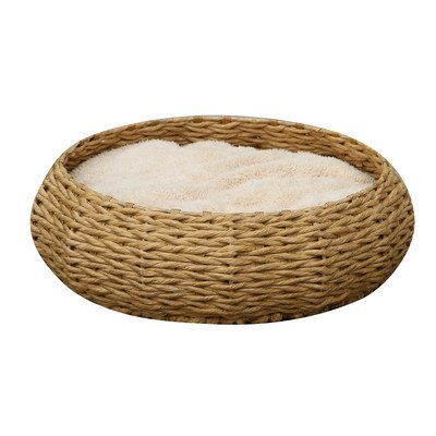 Woven Pet Bed Material: Seagrass ()