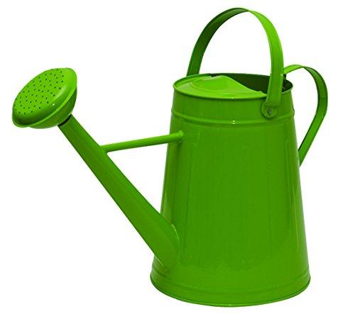 Tierra Garden 36-5081G Traditional Watering Can, 2.1-Gallon, Green