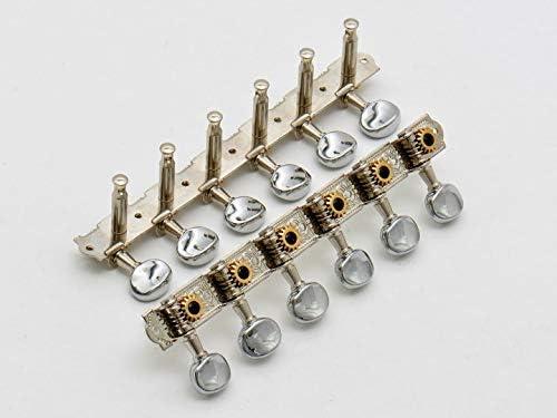 Göldo M1277 - Clavijas para guitarra acústica de 12 cuerdas ...