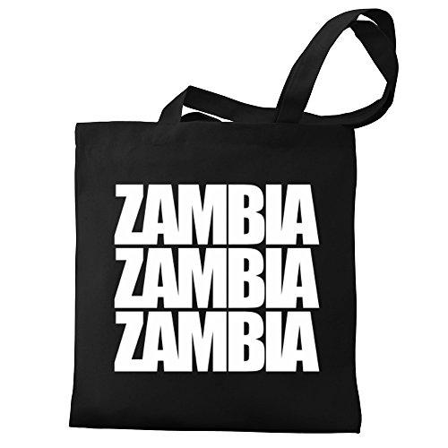 Bag Eddany three words three Canvas Eddany Bag Canvas Tote Zambia words Tote three Zambia Zambia Eddany words vvnFqzUa