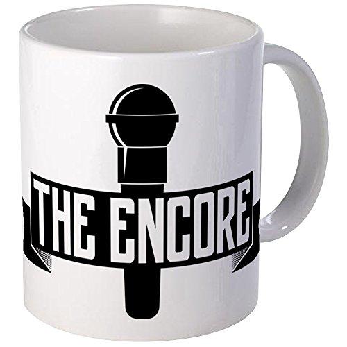 CafePress - The Encore Mug - Unique Coffee Mug, Coffee Cup