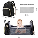 3 in 1 Diaper Bag Backpack 1607 and 1643