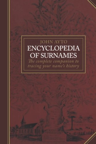 Encyclopedia of Surnames by Brand: AnC Black Trade
