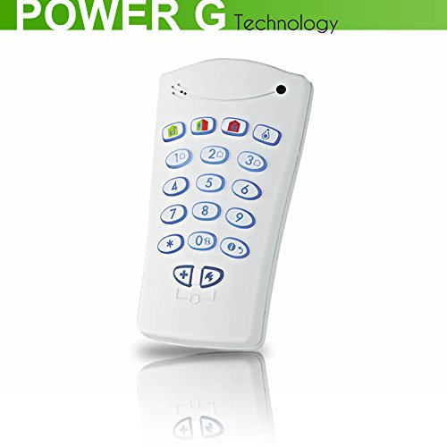 Tastatur bidirectionel Visonic PowerMaxx KP141PG2
