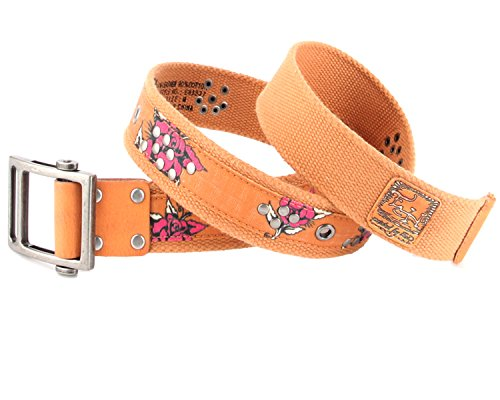 - Ed Hardy EH3337 Womens Bloom Canvas Belt
