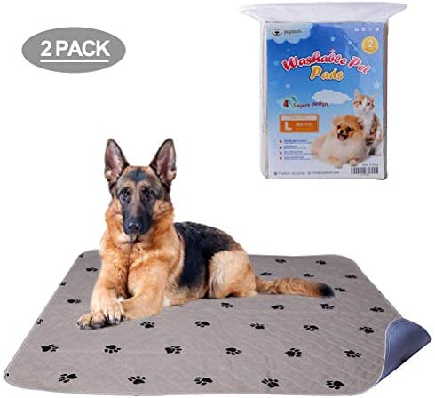 PUPTECK Pack Washable Pads Housebreaking