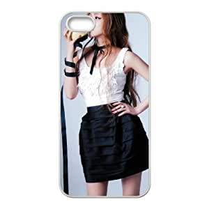 live style pamphlet iPhone 4 4s Cell Phone Case White xlb2-127303