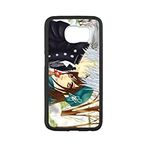 Samsung Galaxy S6 Phone Cases White Vampire Knight FYD731086