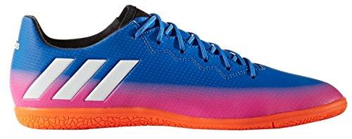 Adidas Men's Messi 16.3 in Soccer Shoe - Blue/White/Warni...