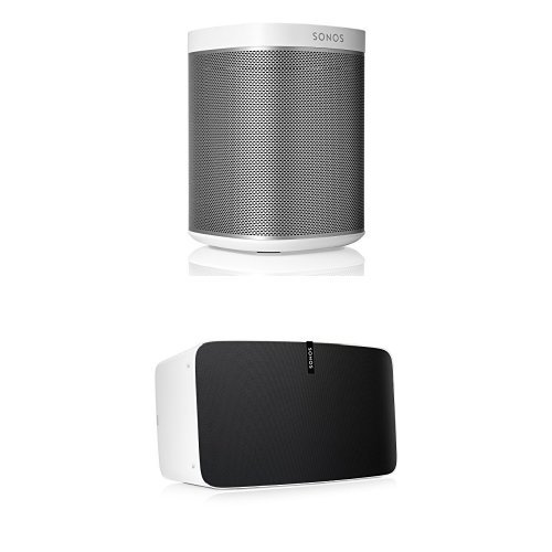 sonos-play1-compact-wireless-smart-speaker-for-streaming-music-white-with-sonos-play5-wireless-speak