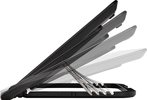 """Thermaltake Massive A21 Aluminum Panel Single 200mm Fan 10""""-17"""" Laptop Notebook Cooling Pad CL-N011-PL20BL-A by Thermaltake (Image #4)"""