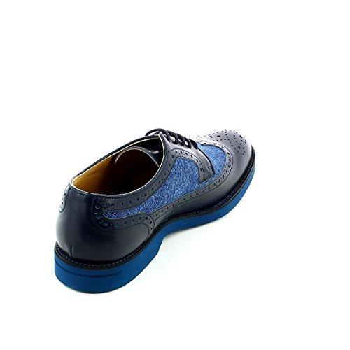 Dino Bigioni Derby Jeans DB14729 Blau