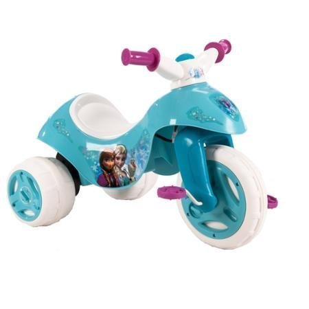 Fun Huffy Disney Frozen 6V Dual Power Tricycle by (Huffy Tricycle)