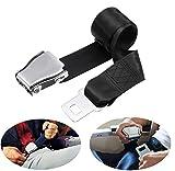 """Adjustable 7-32"""" Airplane Seatbelt Extender - FITS"""