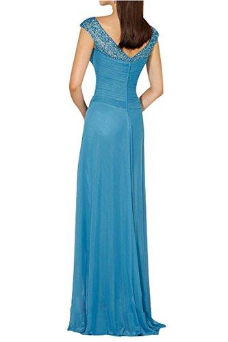 La_mia Brau Elegant Pailletten Perlen Abendkleider Brautmutterkleider Partykleider Festlichkleider Etuikleider Trumpet Damenrock Dunkel Grau x5iSgDg