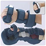 SoftPro - WHFO, Left Size: L, Width at MP Joint: 3½''-4''(8.9-10.2cm), Wrist to Finger Tips: 7½''-8½'' (19-21.6cm), Wrist to Elbow Crease: 9½'' and up (24.1cm)