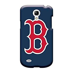 High Quality Cell-phone Hard Cover For Samsung Galaxy S4 Mini (wjj2058RTMB) Customized Realistic Baseball Boston Red Sox 5 Pattern
