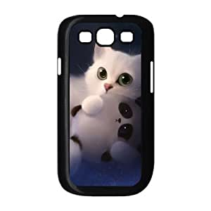 VNCASE Lovely Cat Phone Case For Samsung Galaxy S3 i9300 [Pattern-1]