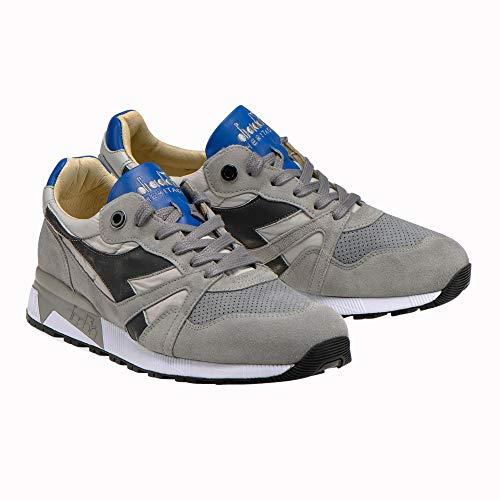 Diadora Sneaker N9000 H S SW 201.173892 Gray Ash Dust Taglia 41 - Colore Grigio