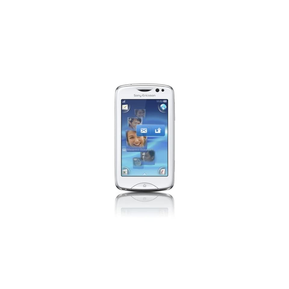 Sony Ericsson CK15A PK txt Pro Unlocked GSM Phone with Slide Out QWERTY Keypad, Touchscreen, Wi Fi and 3.2 MP Camera   Unlocked Phone   US Warranty   Pink