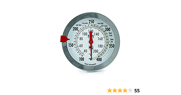 Gray BIOS Professional Candy Thermometer