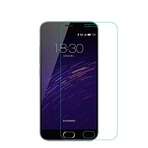 XinWDg 2.5D 9H Tempered Glass Screen Protector for Meizu M2 Mini M1 Note Metal U10 U20 M3E Pro 5 MX4 MX5 Pro Glass Film,for Meizu Metal