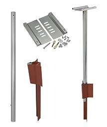 Tapco 20-S V-Loc Single Mailbox Support System Kit
