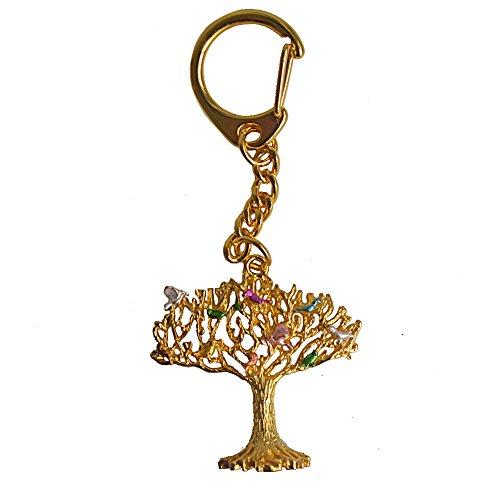 - Fengshui 10 Birds on Wish Fulfilling Tree Keychain W Fengshuisale Red String Bracelet W1690