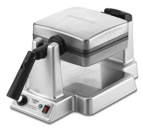 Waring Pro WMS200 4-Slice Professional Belgian Waffle Maker (Waring Professional Waffle Iron compare prices)