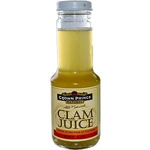 Crown Prince Natural - Clam Juice - 8 oz.