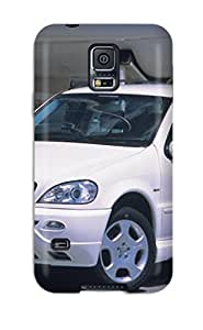 Rugged Skin Case Cover For Galaxy S5- Eco-friendly Packaging(2003 Wald Mercedes-benz M-class)