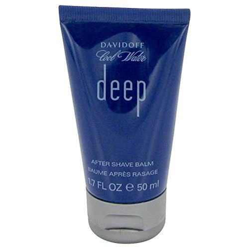 Cool Water Deep by Davidoff After Shave Balm 1.7 oz for Men Davidoff After Shave Balm