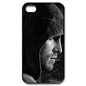 Diy Green Arrow Cover Case, DIY Hard Back Phone Case for iPhone 4/4G/4S Green Arrow