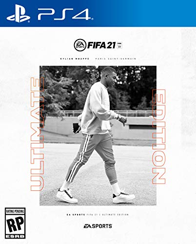 FIFA 21 Ultimate Edition – PlayStation 4